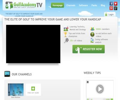 Golf Video Software