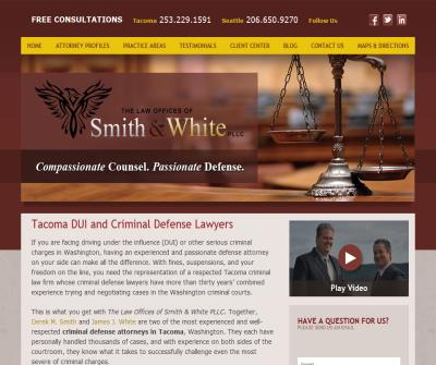 Criminal Defense Attorney in Tacoma