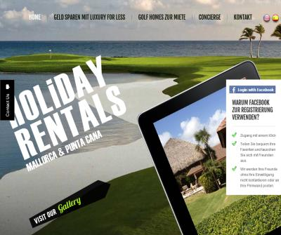 Hole In One Golf Homes | Golf Homes for Rent with Concierge Service